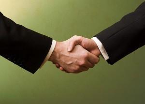 handshake-S